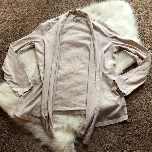 Sonoma Sweaters - Drapey Cardigan